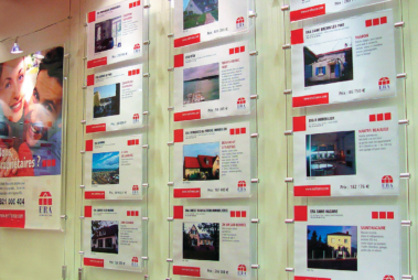 Advanced Display Systems   Suspended Signage