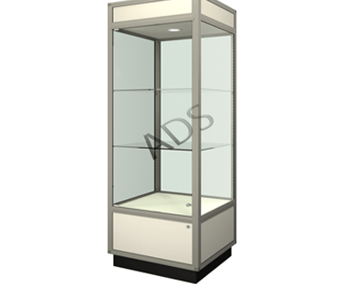 Advanced Display Systems   Custom Made Cabinets / Showcase