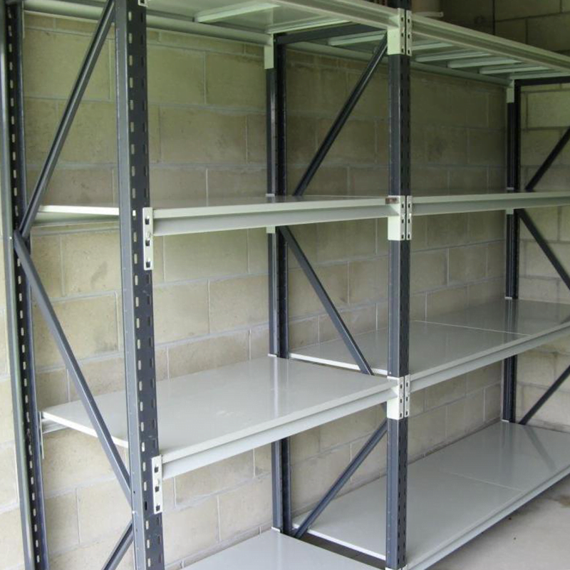 Advanced Display Systems | Longspan / Space Saver Shelving