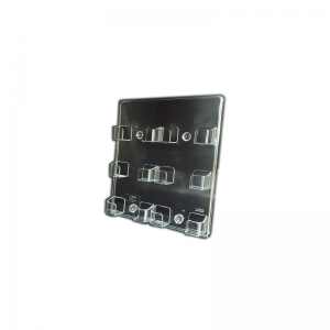 Advanced Display Systems | 6 Bay Business Card Holder