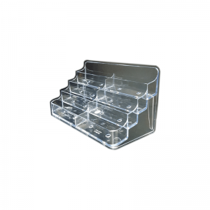 Advanced Display Systems | 8 Bay Business Card Holder