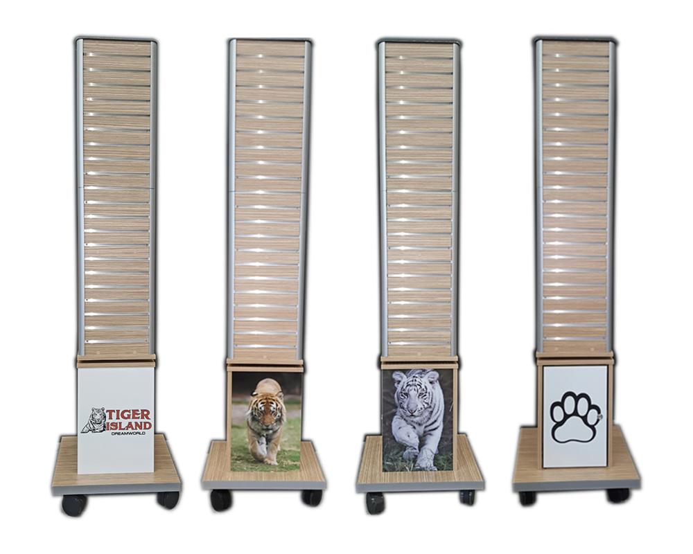 Advanced Display Systems | Custom Gondola