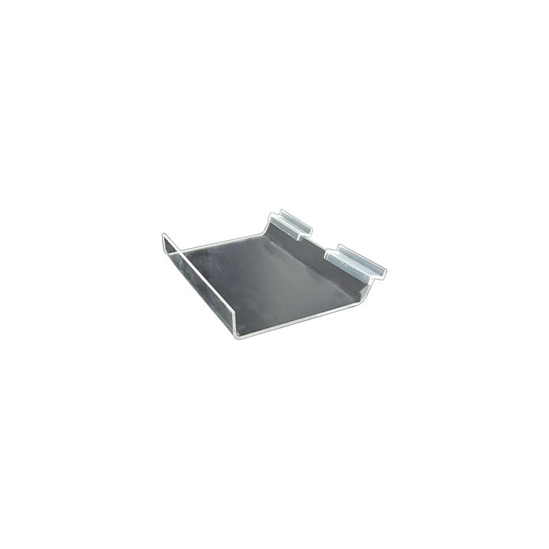 Advanced Display Systems | Flat Shelf with 30mm Lip