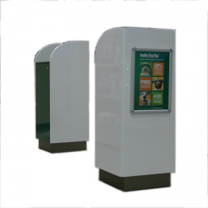 Advanced Display Systems | Information Kiosk