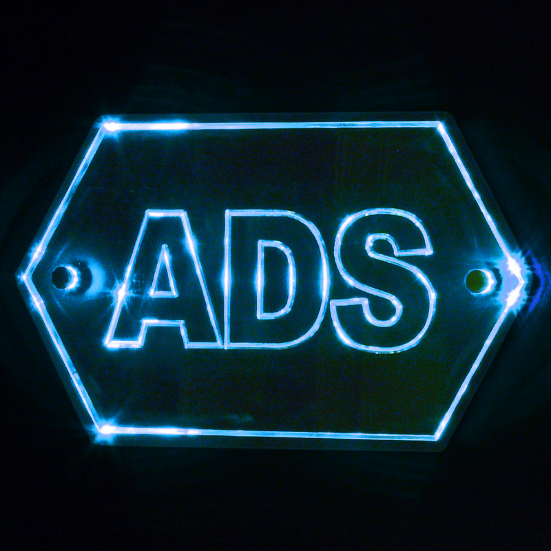 Advanced Display Systems   LED Sign