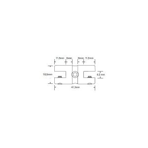 Advanced Display Systems | Twin Shelf Mount