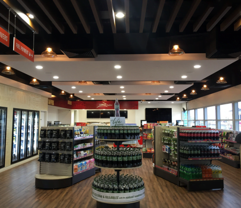 Advanced Display Systems | Complete Shop Fit Out