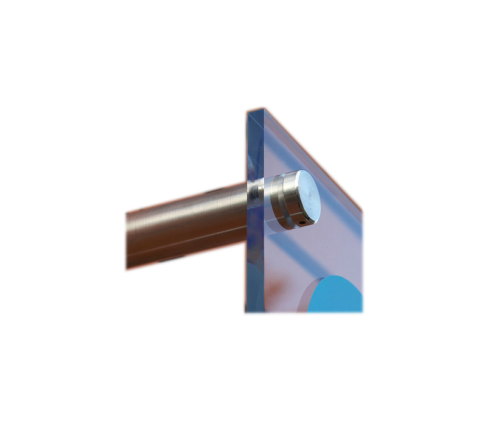 Advanced Display Systems | Tamper Proof Wall Mounted Fixing