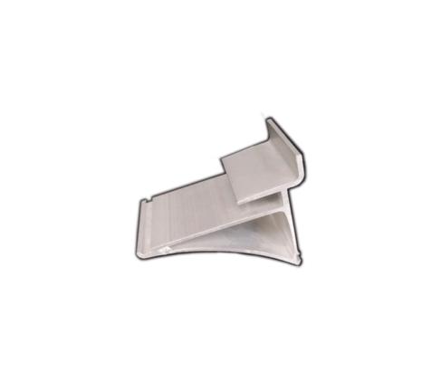 Advanced Display Systems   Aluminium Shelf Bracket