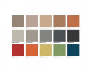 Krommenie Colour Palette