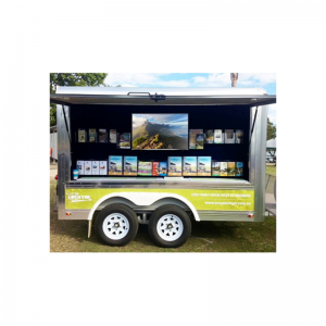 Advanced Display Systems | Mobile Van Display