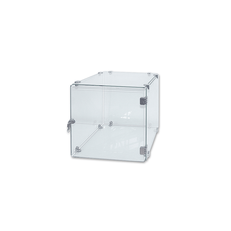 Glass Cube Unit