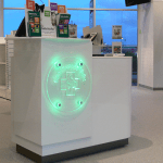 Advanced Display Systems | Illuminated Counter