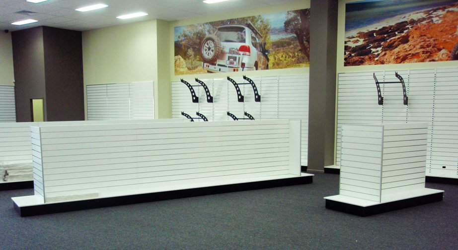 4WD Store - Display Solutions