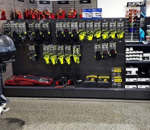 Advanced Display Systems | 4WD store