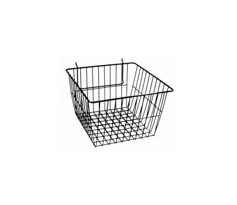 Wire Basket - Slatwall Accessories
