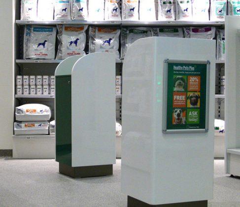 Information Kiosk | Advanced Display Systems