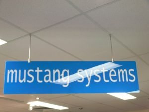 Advanced Display Systems | Mustang Systems