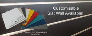 Advanced Display Systems | Slat Wall Panels