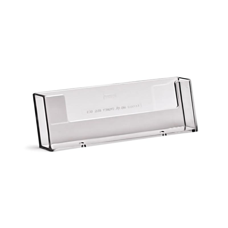 taymar range wall mounted brochure holder. Black Bedroom Furniture Sets. Home Design Ideas