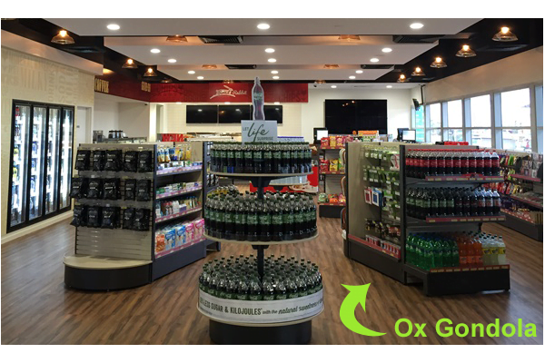 Advanced Display Systems | Ox Gondola