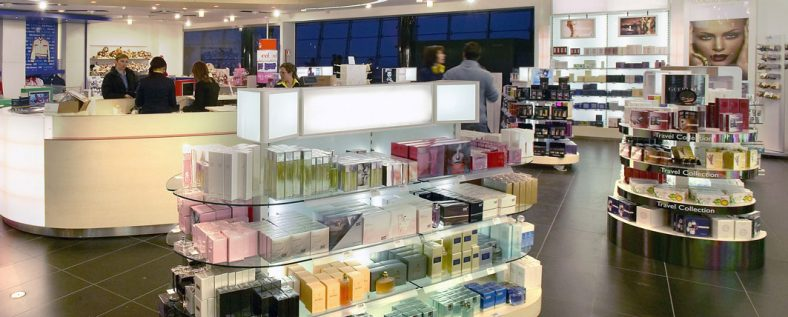 Advanced Display Systems | Shop fitting