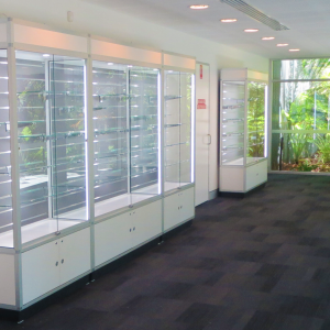 Advanced Display Systems | Custom Showcases