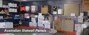 Australian Made Slatwall Panels