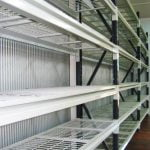 Lonspan Shelving - Mesh