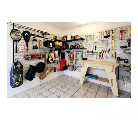 Xtrastor Garage Storage System